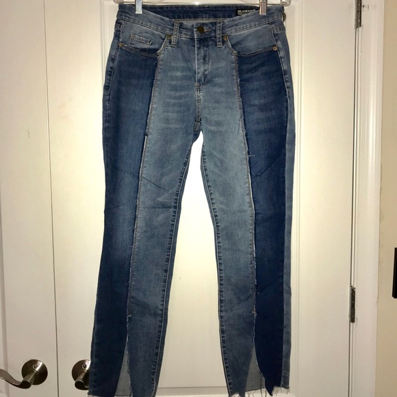 Blank NYC Denim - BLANK NYC straight leg jeans